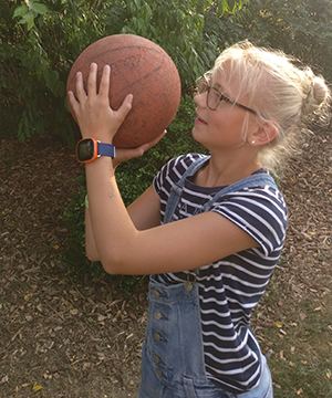 XPLORA Kids Smartwatch Basketball